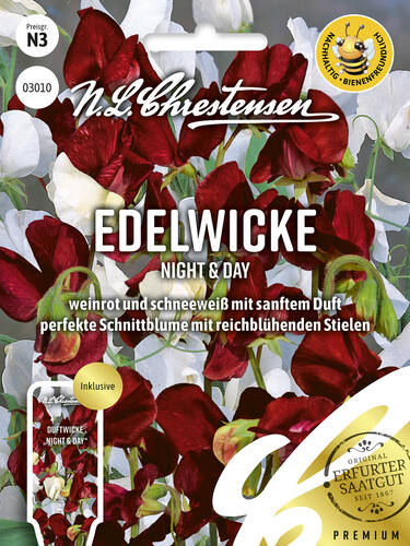 Samen - Edelwicke Night & Day