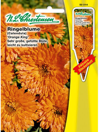 Samen - Ringelblume Orange King