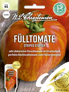 Tomatensamen - Tomate Striped Stuffer
