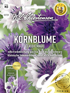Samen - Kornblume Classic Magic