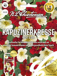 Samen - Kapuzinerkresse Night & Day