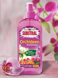 Substral® Orchideen Blattpflege